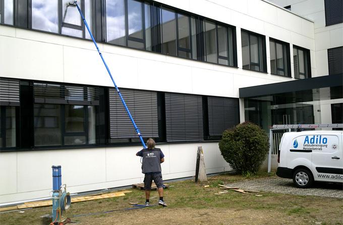 Fenster- & Fassadenreinigung